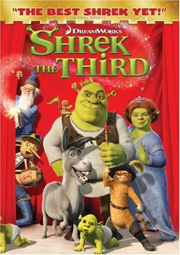 Shrek the Third (Widescreen Edition) by Eddie Murphy