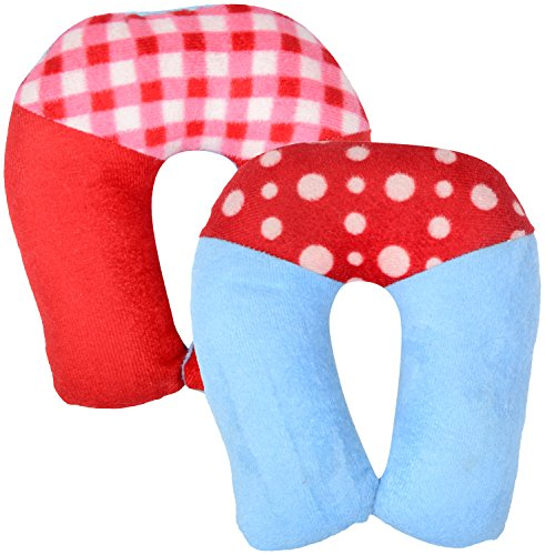 First Step Baby U- Shape Pillow (Set of 2)