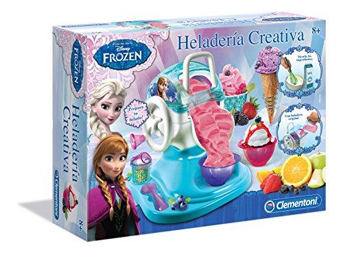 Frozen - Fabrica de helados (Clementoni 550913)