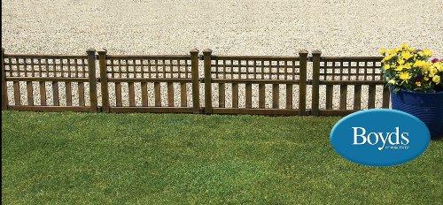 5901780339470 ean garden fence lawn edging border edge hammered