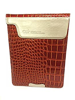"""Universal 7"""" 7.7"""" 8 7 Inch 8 Inch Tablet Pc Mid Red Crocodile Faux Leather SkinSleeve Case For Asus Fonepad, Asus Fonepad Lte Me372cl Tablet, Asus Me170c 7"""" Tablet Pc, Asus Me170c-1a019a 18gb A4.3,asus Memo Me176cx Tablet Pc,asus Memo Pad (Me172v), 7"""" Tablet, 16gb, Wifi, Asus Memo Pad 7 (Me70c), 7"""" Tablet, 8gb, Wifi,asus Memo Pad 7"""" Tablet, Asus Memo Pad 8 Inch ,Tablet, Asus Memo Pad 8"""" Tablet - 16 Gb,asus Memo Pad Hd 7,asus Memopad Me173x Tablet Pc,asus Nexus 7 (2013) 2"""