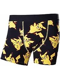 Pokemon Boxershorts -S- Pikachu [import allemand]