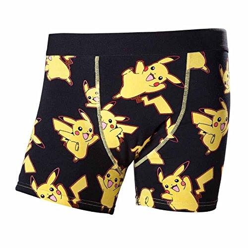 Pokemon Boxershorts -M- Pikachu -