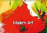Modern Art (Wandkalender 2018 DIN A3 quer): Abstrakte Kunst von Maria-Anna Ziehr (Monatskalender, 14 Seiten ) (CALVENDO Kunst) [Kalender] [Apr 01, 2017] Ziehr, Maria-Anna