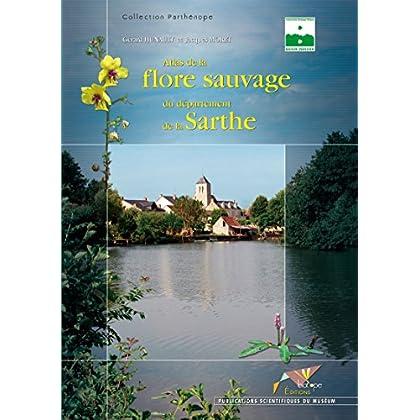 Atlas de la flore sauvage du département de la Sarthe (Parthénope)