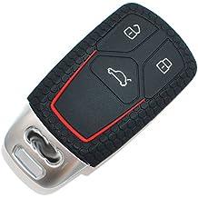 Llave Móvil AD Panal de Abeja para 3botones llave de coche silicona Cover de Finest de Folia