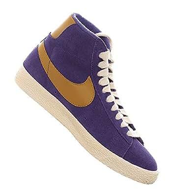 Baskets Nike Blazer WMNS Mid Suede Vntg Court Purple (36)