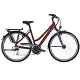 RALEIGH Oakland Deluxe Fahrrad, CherryRed, 55