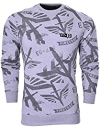 Firetrap - Pull - Manches Longues - Homme