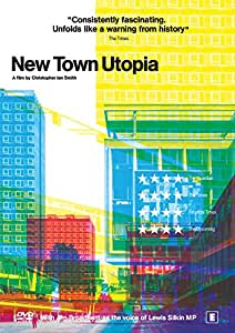 New Town Utopia [DVD]