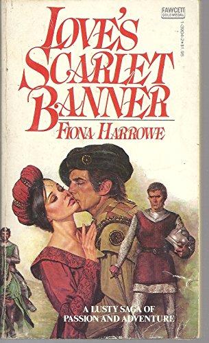 Title: LOVES SCARLET BANNER Fawcett Gold Medal Book