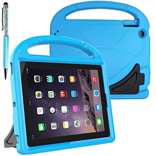 FineGood - Funda Protectora para iPad 2, 3 y 4 de 9,7 Pulgadas, Convertible,...