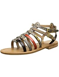 65372c6a8 Amazon.co.uk  Orange - Flip Flops   Thongs   Women s Shoes  Shoes   Bags