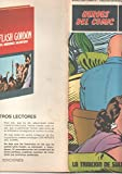 Flash Gordon de Burulan numero 037 (numerado 2 en trasera): La traicion de Sultra