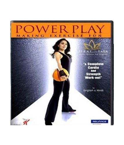 Reliance H.E.A.L with Lara - Power Play