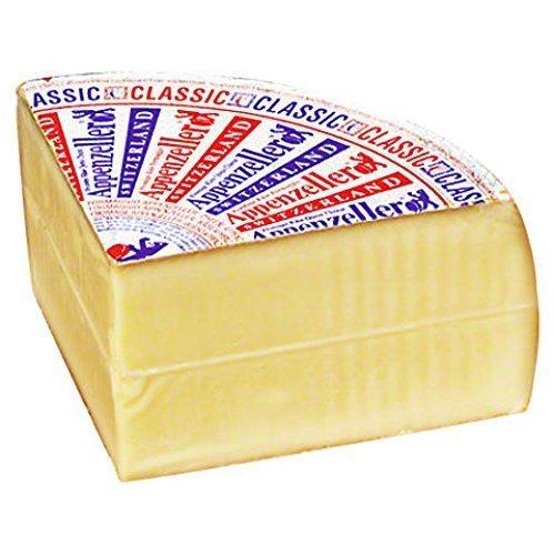 Appenzeller Cheese Mild Spicy Swiss Classic Aoc Ca 300g Piece