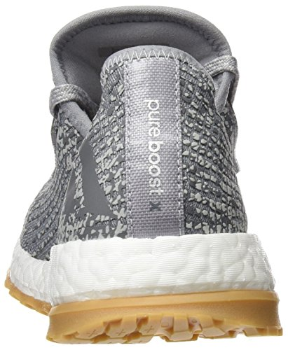 adidas Pureboost X Atr, Sneakers Basses Femme Gris (Grigio Grimed/grivis/plamet)