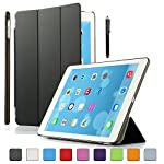 Provides Enhanced Protection Provide all-round protection to your tablet using the ProElite foldable smart flip case for iPad Mini. This case is made of two parts; its back case is made of plastic, while the front flap is made of leather, thus it is ...