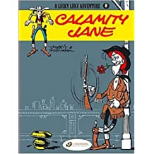 A Lucky Luke Adventure, Tome 8 : Calamity Jane : Edition en anglais