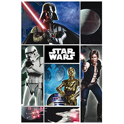 Star Wars Fleece blanket - couverture polaire - coperta