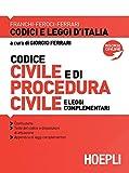 Codice civile e di procedura civile e leggi complementari 2019