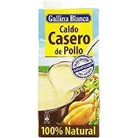 Gallina Blanca Caldo Casero de Pollo, 100% natural - 1000 ml