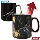 AbyStyle – Dragon Ball Star Wars Tasse mit Behälter Space Battle Heat Change unisex-adult, abymug295