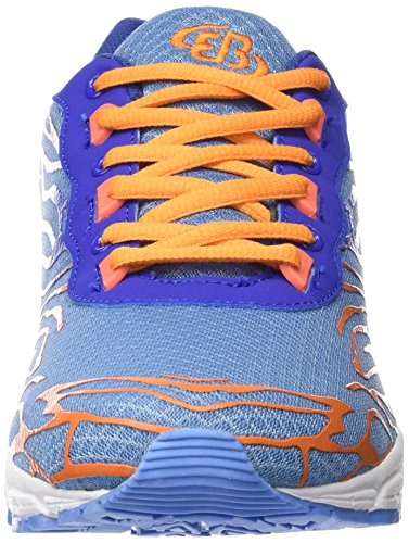 Bruetting Destination Herren Laufschuhe Blau (blau/marine/orange)