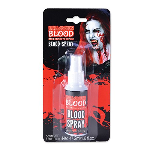 Bristol Novelty mu298 Bloody Spray, Unisex, ONE SIZE