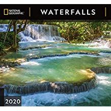 National Geographic Waterfalls 2020 Wall Calendar