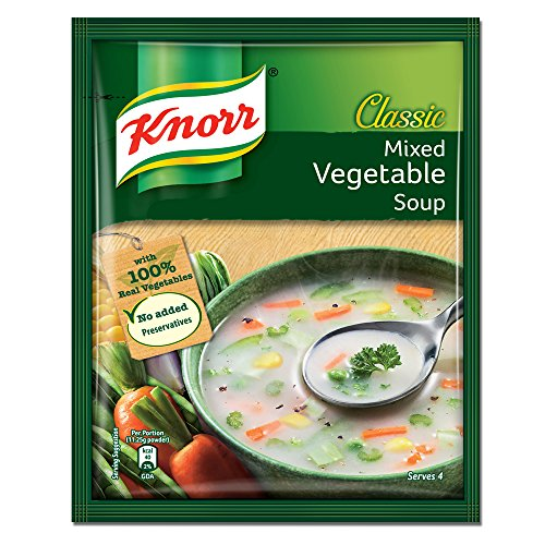 Knorr Classic Mixed Vegetable Soup, 45g