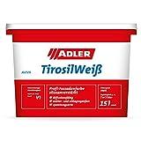 ADLER Aviva Tirosil-Weiß Fassadenfarbe 3l