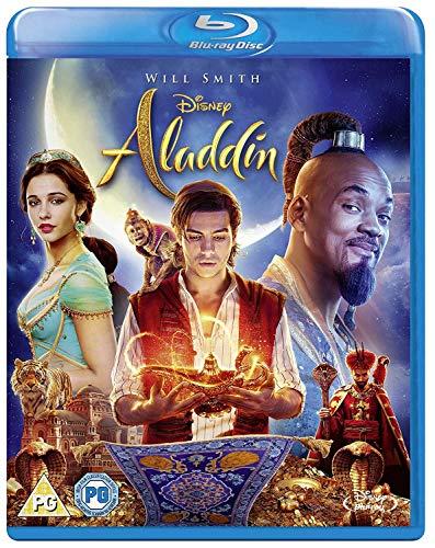 Disney's Aladdin Blu-ray Region Free 2019