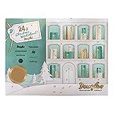 Douglas Christmas Wonderland Adventskalender für Damen, 24 Fenster, 1er Pack (1 x 1 Stück)