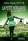 La petite Hongroise au manteau vert par Cédric Charles ANTOINE