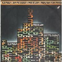 Al Di Meola / John McLaughlin / Paco De Lucía - Friday Night In San Francisco - AMIGA - 8 55 947
