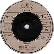 "Serenade - Steve Miller Band 7"" 45"