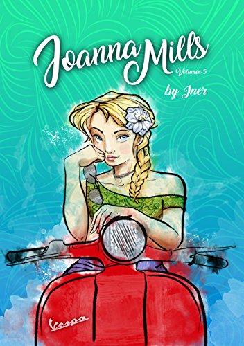 JOANNA MILLS: Volumen 5 por INER (Inma Escobedo Rico)