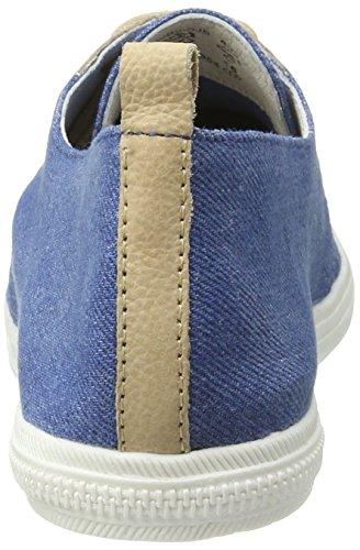 bugatti Damen J64086j5 Sneakers Blau (jeans 455)