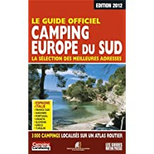 GUIDE OFFICIEL CAMPINGS EUROPE DU SUD