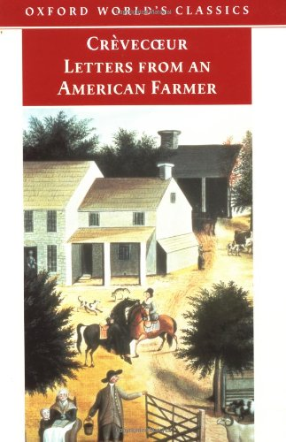 de crevecoeur letters from an american farmer Free kindle book and epub digitized and proofread by project gutenberg.