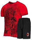 Completo Intimo Bambino Milan Abbigliamento Ufficiale Calcio PS 26759-6 anni