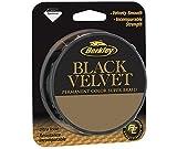 Berkley Black Velvet 0.10mm 300m, Schwarz, S