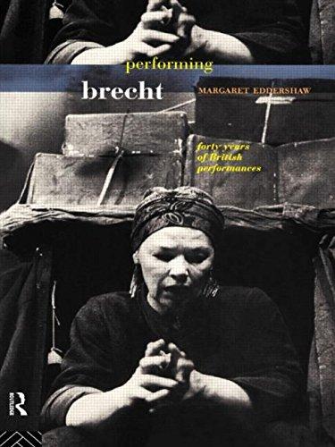 Performing Brecht