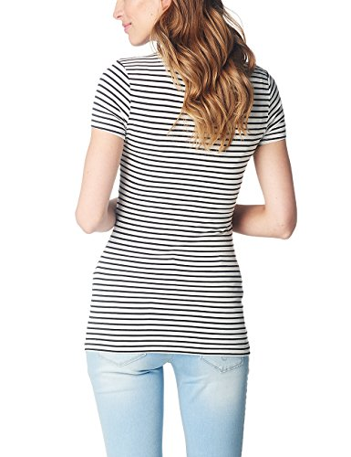 Esprit Maternity Nursing Ss Yd Q84752, T-Shirt Femme Mehrfarbig (Off White 110)