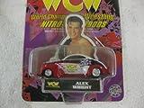 Best Wcw  Nitro - WCW Nitro-Street Rods W/Bonus Collector Card Alex Wright Review