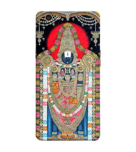 Babula Designer Back Case Cover for Oppo F3 Plus (Balaji Bucuresti Romania P Vishnu Dev)