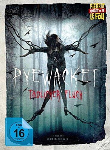 Pyewacket - Tödlicher Fluch (uncut) - Limitiertes und serialisiertes Mediabook (Blu-ray + DVD)