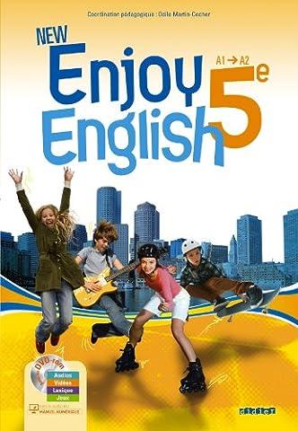 Enjoy English - New Enjoy English 5e - Manuel +