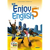 New Enjoy English 5e - Manuel + DVD rom